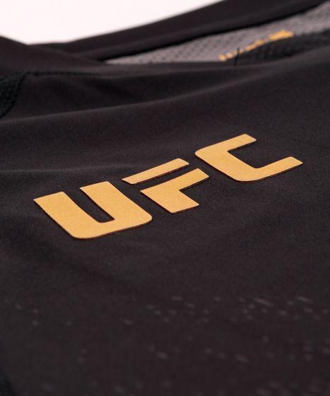 Camiseta Técnica Para Hombre Personalizada UFC Venum Authentic Fight Night - Campeón