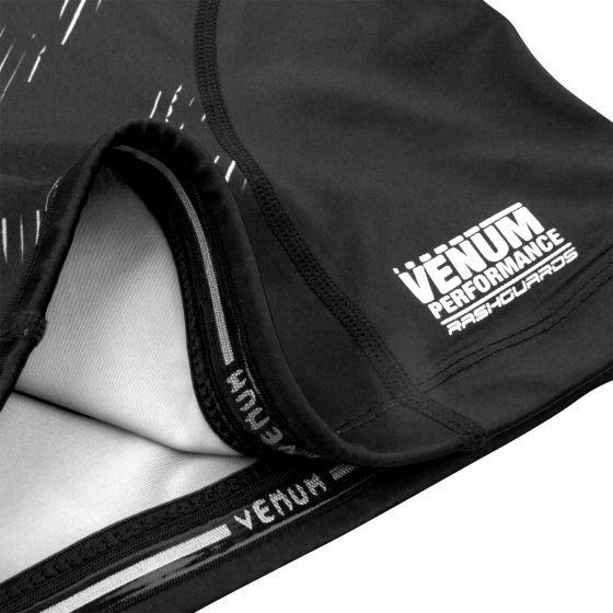 Venum NoGi 2.0 Rashguard - Short Sleeves - Black/White