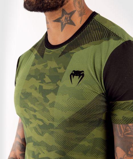 T-shirt Venum Trooper - Camo foresta/Nero