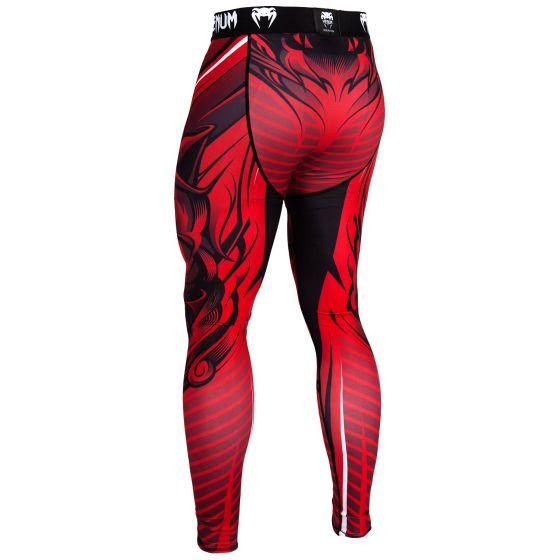 Venum Bloody Roar Compressie Panty - Rood - Exclusief
