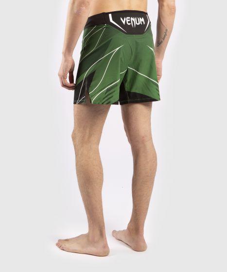 Fightshorts Uomo UFC Venum Pro Line - Verde