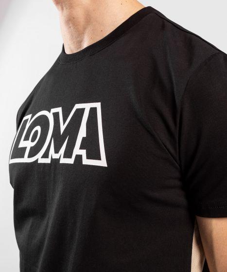 Venum Origins T-shirt Loma Edition - Zwart/Wit