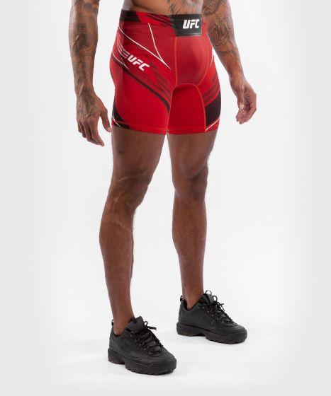 Pantaloncini da Vale Tudo Uomo UFC Venum Authentic Fight Night - Vestibilità Lunga - Rosso