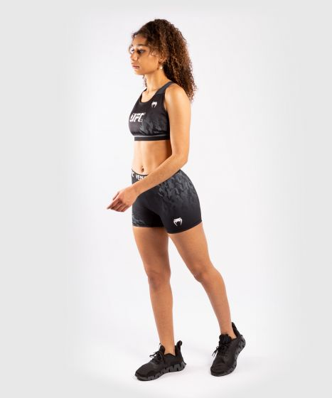 Sujetador Deportivo Para Mujer UFC Venum Authentic Fight Week - Negro