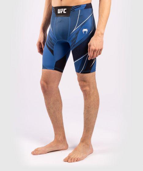Pantaloncini da Vale Tudo Uomo UFC Venum Authentic Fight Night - Vestibilità Lunga - Blu
