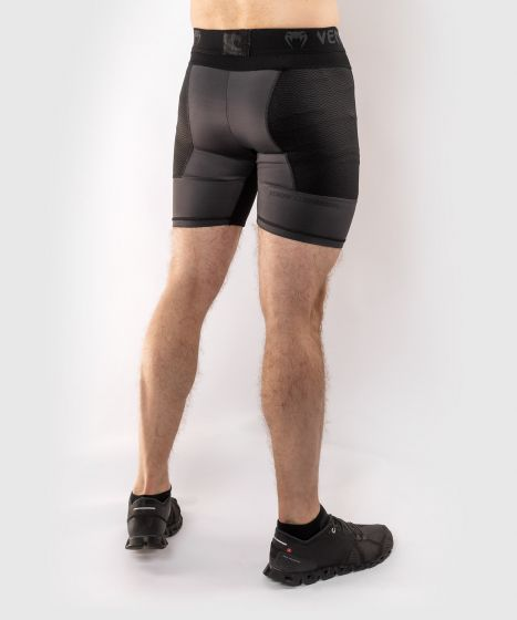 Venum G-Fit Compression Shorts - Grey/Black