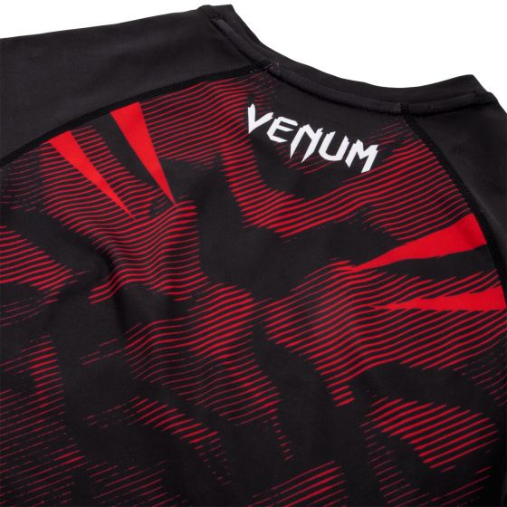 Venum NoGi 2.0 Rashguard - Short Sleeves - Black