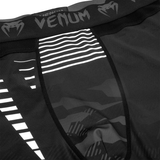 Venum Okinawa 2.0 Compresssion Tights - Black/White