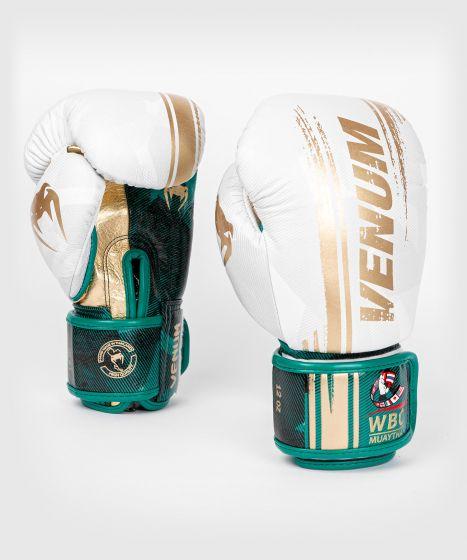 Guantoni da boxe WBC Venum - Bianco/Verde