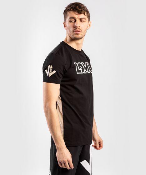 T-shirt Venum Origins  - Noir/Blanc
