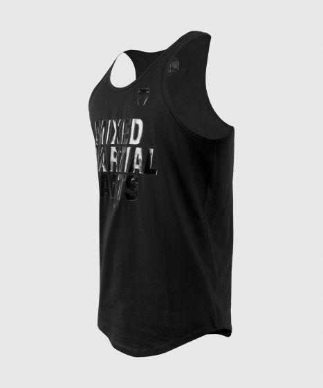 Camiseta de tirantes MMA VT de Venum - Negro/Negro