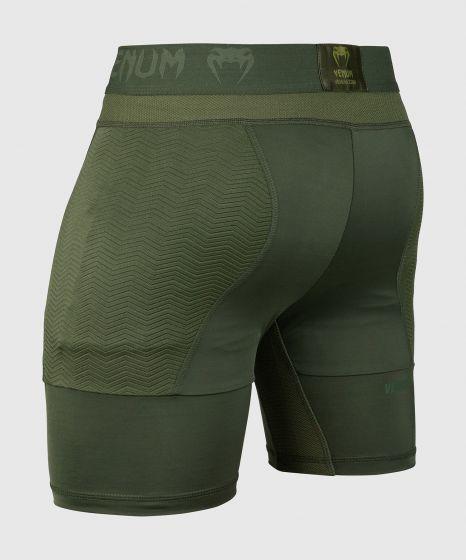 Pantalones de cortos de compresión Venum G-Fit - Kaki