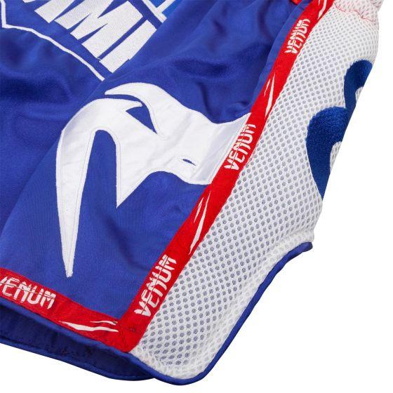 Short de Muay Thai Venum Super Champ - Exclusivité - Bleu