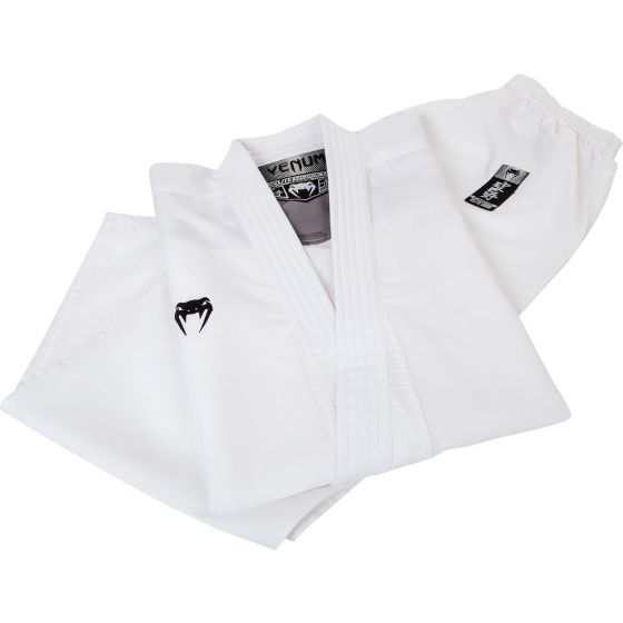 Venum Elite Kumite Karate Gi - White