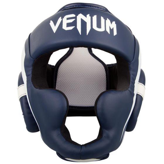 Casco Venum Elite - Bianco/Blu navy