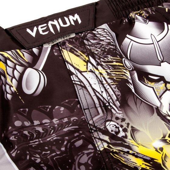 Fightshort court Venum Viking 2.0 - Noir/Jaune