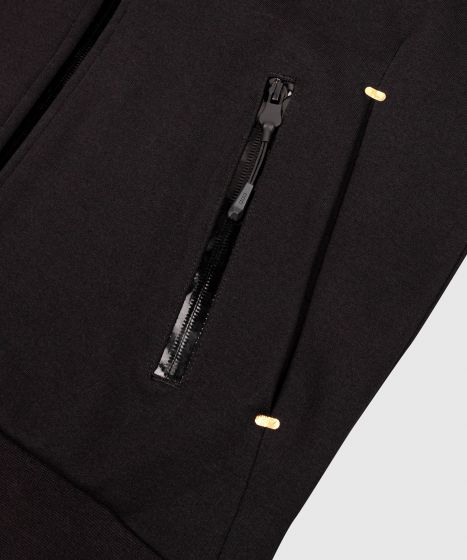 Venum Laser Evo Hoodie - Zwart/Goud