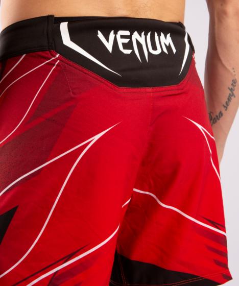 Fightshorts Uomo UFC Venum Pro Line - Rosso