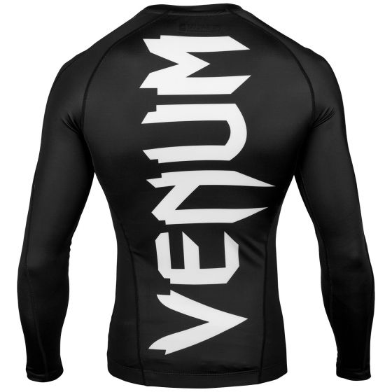 Venum Giant Rashguard - lange mouwen - zwart