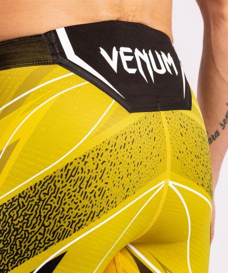 Short de Vale tudo Homme UFC Venum Authentic Fight Night - Coupe Longue - Jaune