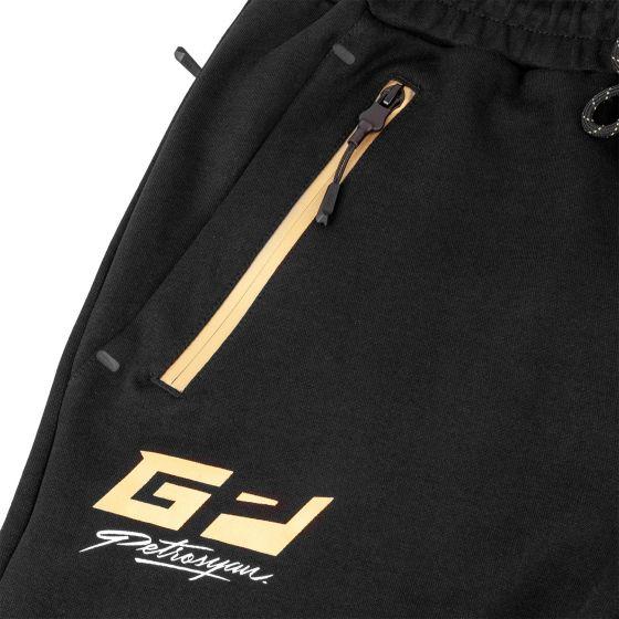Pantalón de jogging Venum Petrosyan - Negro/Oro