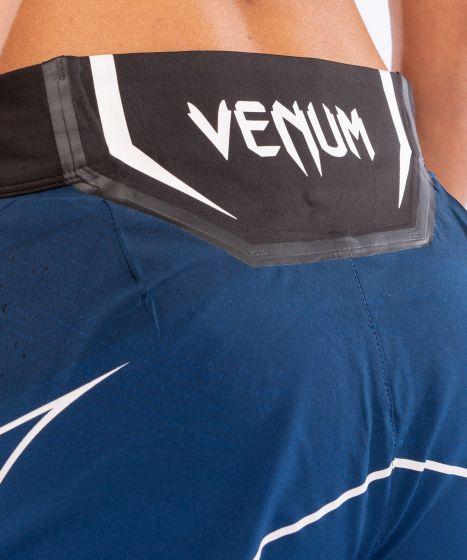 UFC Venum Authentic Fight Night Women's Shorts - Short Fit - Blue