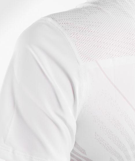 Maglia Tecnica Donna Personalizzata UFC Venum Authentic Fight Night - Bianco
