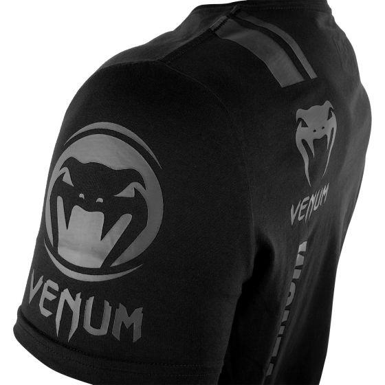 Venum Logos T-shirt - Zwart/Zwart