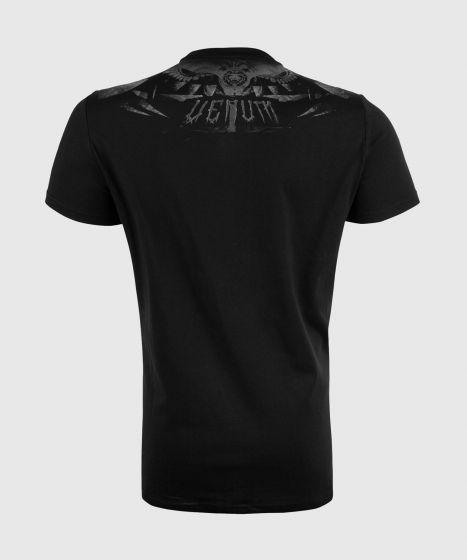 Venum Gladiator 3.0 T-Shirt - Schwarz/Schwarz