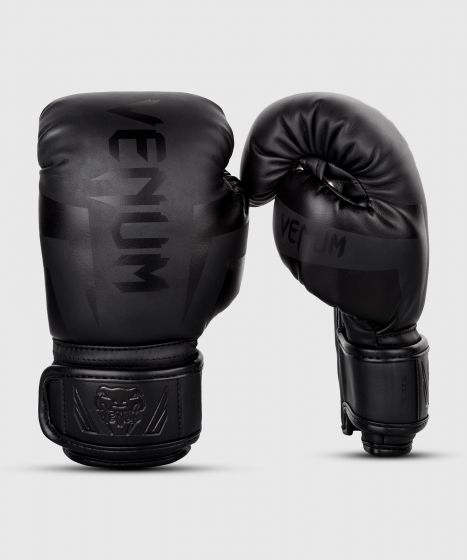Venum Elite Boxing Gloves Kids - Exclusive - Matte/Black