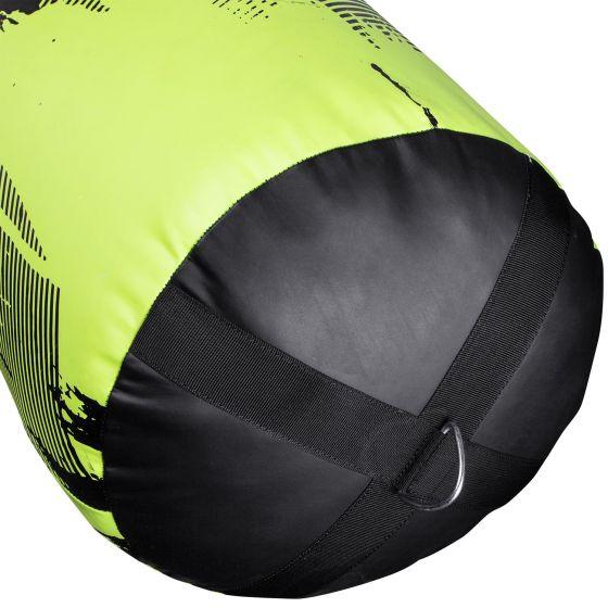 Sac de frappe Venum Hurricane 2.0 - Jaune Fluo/Noir - Plein - 150 cm