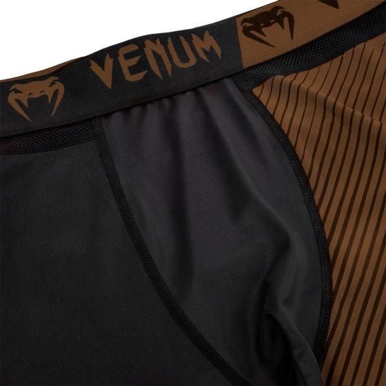 Venum NoGi 2.0 Spats - zwart/bruin