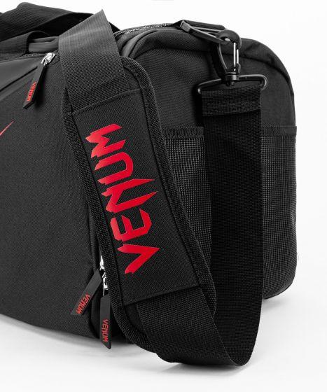 Venum Trainer Lite Evo-Sporttaschen - Schwarz/Rot