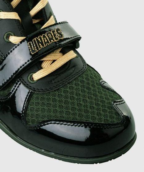 Chaussures de boxe Venum Elite Evo Linares Edition