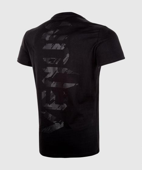 T-shirt Venum Tecmo Giant - Nera/Nera