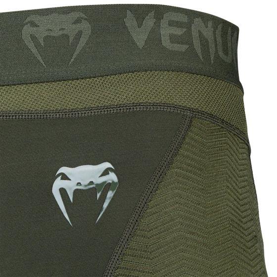 Venum G-Fit Compresssion Tights - Khaki