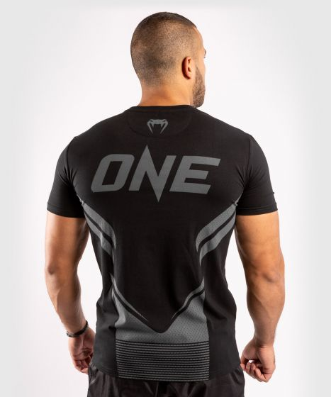 Venum ONE FC Impact T-shirt - Black/Black