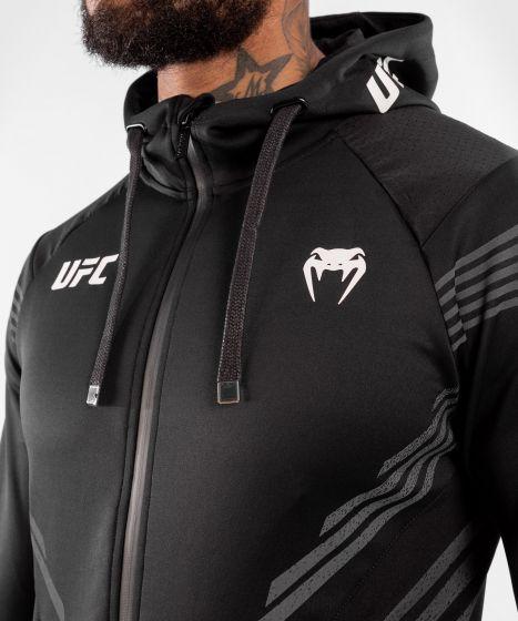 UFC Venum Fighters Authentic Fight Night Men's Walkout Hoodie - Black