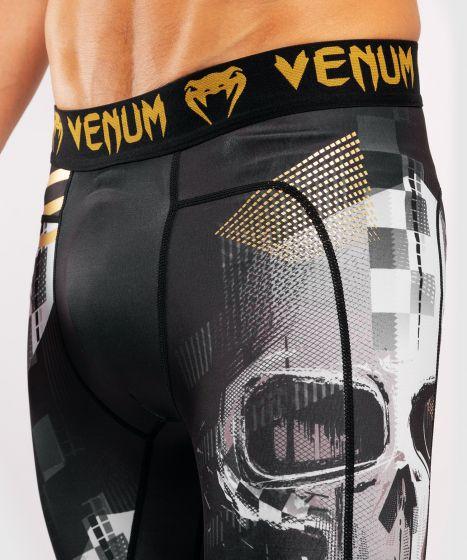 Venum Skull Tights - Black