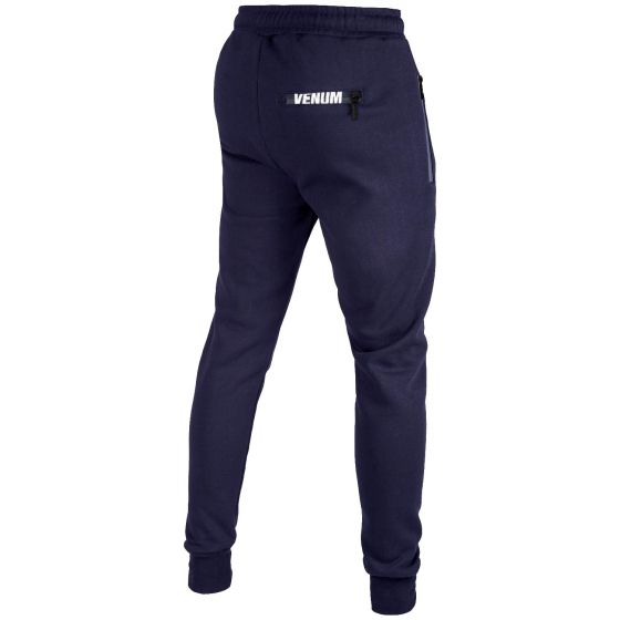 Venum Contender Kids Joggers - Navy Blue/Silver - Exclusive