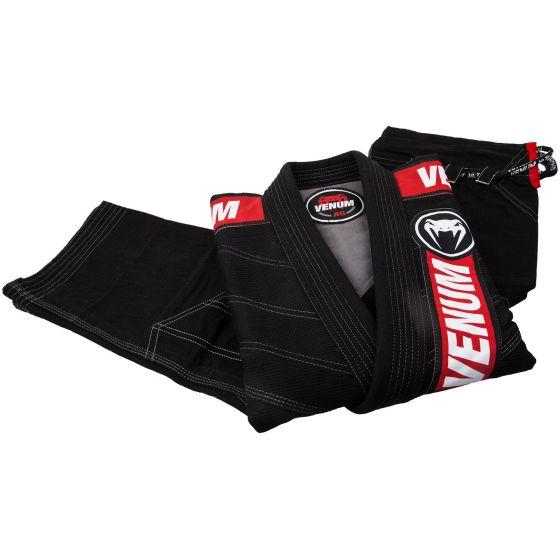 Venum Elite 2.0 BJJ Gi (Tasche inklusive) - Schwarz