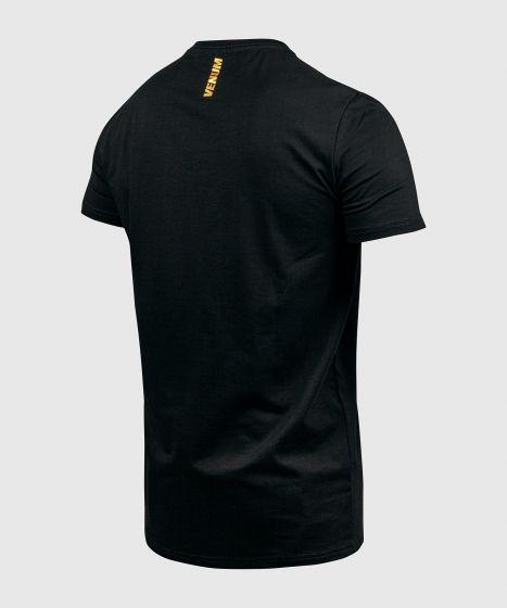 T-shirt Venum JiuJitsu VT - Noir/Or