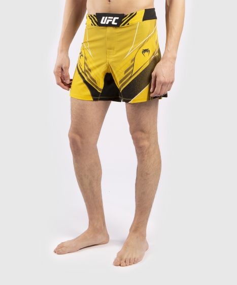 UFC Venum Pro Line Men's Shorts - Yellow