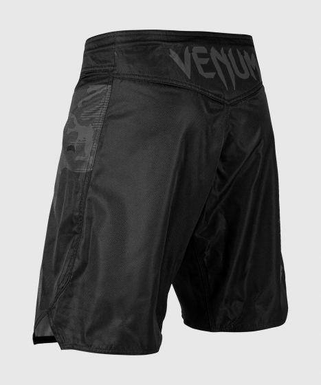 Venum Light 3.0 Fightshorts - Black/Dark camo