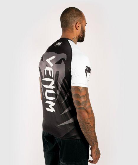 Venum x ONE FC Dry Tech T-shirt - Wit/Zwart