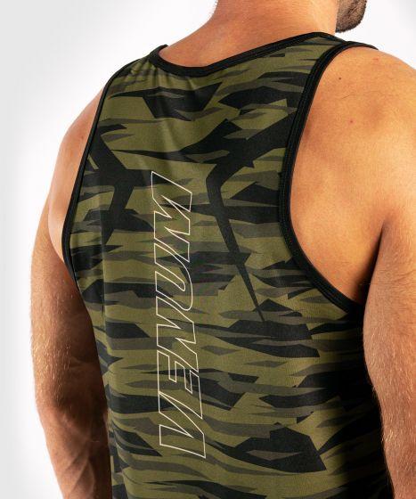 Camiseta sin mangas Dry-Tech Venum Contender 5.0 - Camo kaki