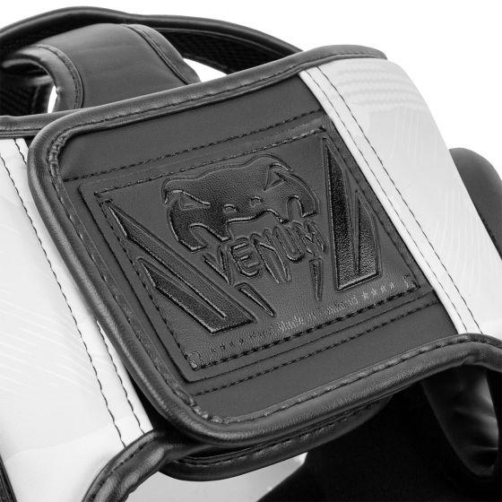 Casco da pugilato Venum Elite - White/Camo