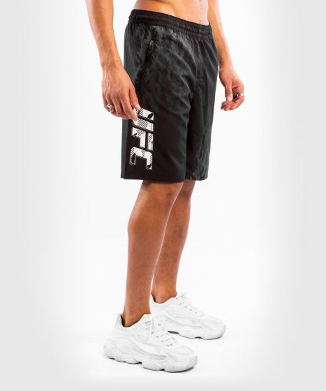 Pantalón De Fitness Para Hombre UFC Venum Authentic Fight Week Performance - Negro