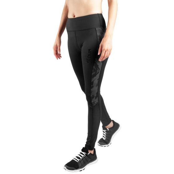 Legging Femme Venum Tecmo - Noir/Noir