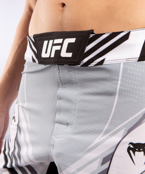 Pantalón De MMA Para Hombre UFC Venum Pro Line - Blanco